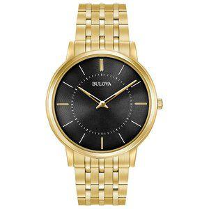 Sale! Bulova Classic Men's Gold Watch